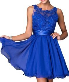 Yoghourt Big Girls Tank Applique Lace Cocktail Dance Prom Party Short Dresses *** New and awesome product awaits you, Read it now  : quinceanera dresses