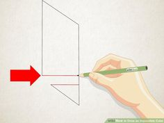 How to Draw an Impossible Cube: 15 Steps (with Pictures) - wikiHow