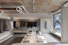 Retail Commercial Spaces Interior Design Architecture NYC http://atelierarmbruster.com