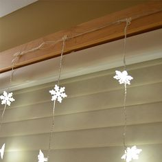 Set up some festive lights as a Christmas star  Just use Command     Set up some festive lights as a Christmas star  Just use Command decorating  clips and poster strips to hang it to the wall damage free from command