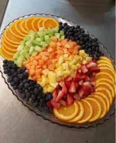 Fruit Platter Design 1 By me Kyona Hall Shared by Where YoUth Rise Mealfit offers high quality food and catering services. To know more about it, check out www. A fruit platter is great for the buffet line or dessert table. Food Trays, Fruit Trays, Fruit Plate, Food Buffet, Fruit Snacks, Fruit Buffet, Party Food Platters, Party Fruit Platter, Dessert Platter
