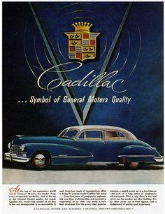 1946 Cadillac Series Sixty Special Sedan