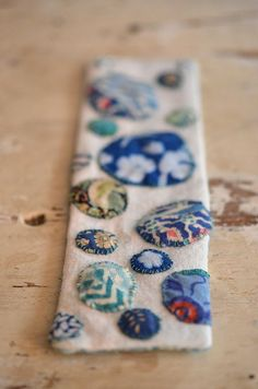 dotty cuff_margie by coco knits, via Flickr