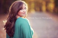 Senior Picture Ideas for Girls | Follow my SENIOR GIRLS Board at www.pinterest.com/jilllevenhagen | Senior Pictures Girl | Senior Portraits | Senior Pics | Long Brown Hair | Brandy Dawson Photography