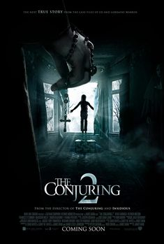Return to the main poster page for The Conjuring 2