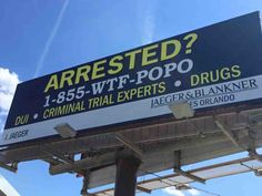 actual billboard my friend saw in Florida - Imgur