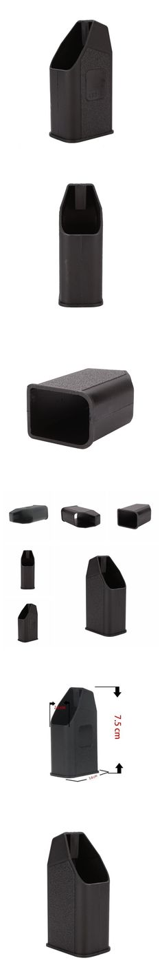 Universal Magazine Speed Loader Glock Magazine Ammo Speed Loader for 9mm, .40, .357, .45 GAP Mags Clips