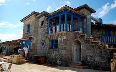 Former Al Capone's House in Cuba is now a restaurant
