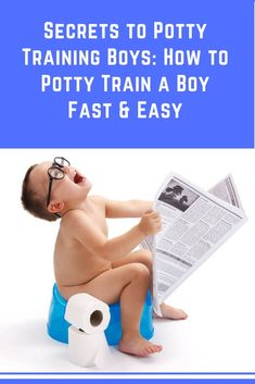 There are simple ways to potty train boys fast without pulling all your hair out. Follow these tips to ensure a smooth and successful potty training journey: