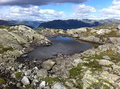 Hardangervidda, Norway - by Weltwunderer