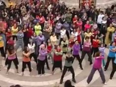 Updated Jerusalem YMCA FlashMob (Official)