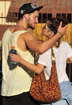 More than just dance partners?: Actress Kelly Monaco and her dance partner Val Chmerkovskiy get close