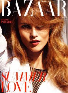 Vanessa Paradis French Vogue