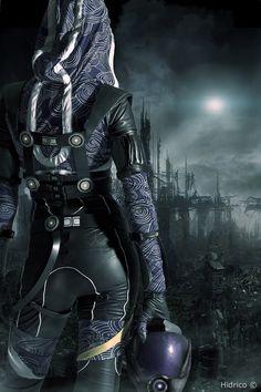 Tali Zorah Mass Effect … Perfect! | Burning...