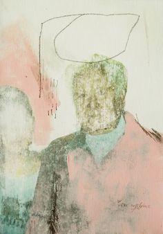 """Saatchi Art Artist Miloš Hronec; Painting, """"Family visits"""" #art"""