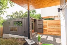 Shipping Container Guest House  17 Cool Container Homes To Inspire Your Own   Homesteading Ideas