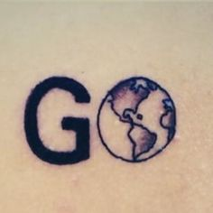GO! | Community Post: 32 Tattoos That Will Make You Want To Travel The World: