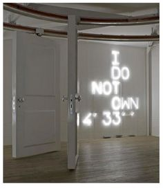Pierre Huyghe, I do not own 433, 2005