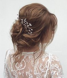 Wedding Hairstyle Inspiration | Deer Pearl Flowers