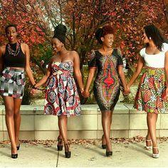 Sisters #fashionghanamagazine #fashion #anakara #africanprints  #africanbeauty #naturalhair #curls #africanbeauty #style #shoot  #africanfashion #fashionghanamagazine #beautiful  Fashionghanarocks