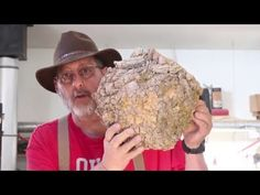 Turning Two Burl Bowls: woodturning with Sam Angelo