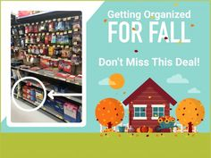 Get organized for fall with #ScotchLaminators at Walmart! They are on rollback - click for the details! #ad http://parentpalace.com/2017/10/scotch/