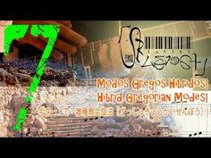 Hybrid Gregorian Modes(Guitar)7 | Modelos Gregos Híbridos(Guitar)7 | 七: ...