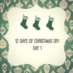 It's time for 12 Days of Christmas DIY. First up, fun ideas for outdoor Christmas Decorations.