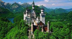 Day Trip to Neuschwanstein and Linderhof Castles
