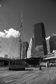 South Street Seaport - New York City
