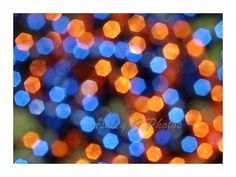 Instant Download Blue and Orange Bokeh by AshleyGPhotos on Etsy