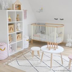 Baby Nursery Washable Rug available at Parade and Company