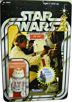 His name is R5-D4 yet Luke refers to him as a R2 unit with a bad motivator