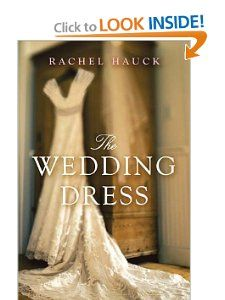 The Wedding Dress. -  Finally a chance to read this weekend.  This was a good one. Intriguing.