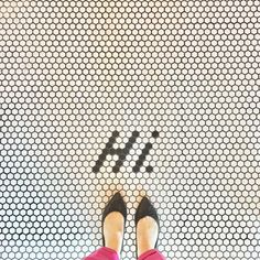 Bing Haus - 15 Tile Floors You Need To Instagram - Photos