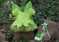 Resultado de imagen para tinkerbell costume toddler