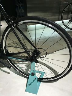 Bianchi Bike Rack