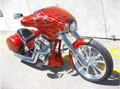 Big Dog Motorcycle, Big Dogs, Custom Paint, Chopper, Motorcycles, Bike, Cars, Vehicles, Painting