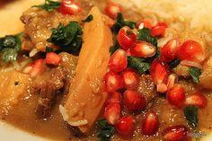 cookvalley - tanker om mad: Oksetykkam med kvæder og krydderier