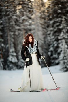 This early morning styled shoot features wedding photography in Snowmass Colorado by Jason+Gina Wedding Photographers. Engagement Photography, Wedding Photography, Aspen, Winter Wedding Invitations, Wedding Photos, Wedding Ideas, Happy Things, Bride, Dresses