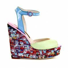Sophia Webster Spring 2013 Shoes