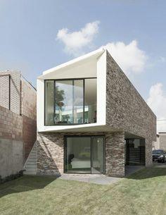Elegant approach family house . Belgium