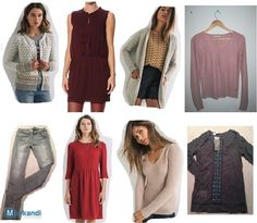 Spring young mode!  Young and new fashion from France