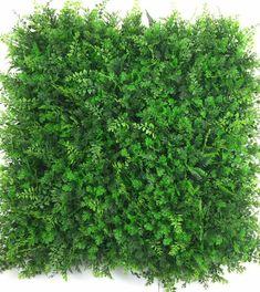 Artificial Maidenhair Vertical Garden at Evergreen Direct