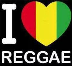 I <3 Reggae music