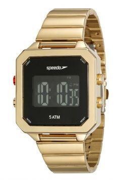 a37e820acb4 24847LPEVDS1 Relógio Feminino Dourado Speedo - Guest Club