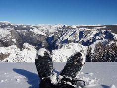 Yosemite's Greatest One-Day Winter Trek