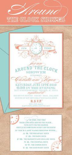 Around The Clock Shower