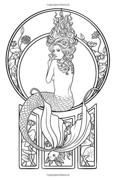 Vysledek Obrazku Pro Portrait Of The Mermaid