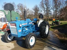 Ford 4000 tractor engine rebuild Tractors Pinterest
